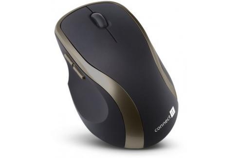 Bezdrátová myš Connect IT CI-1133, černá Heureka.cz   Elektronika   Počítače a kancelář   Klávesnice a myši   Myši