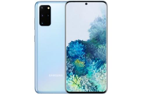 Mobilní telefon Samsung Galaxy S20+, 8GB/128GB, modrá Heureka.cz   Elektronika   Mobily, GPS   Mobilní telefony