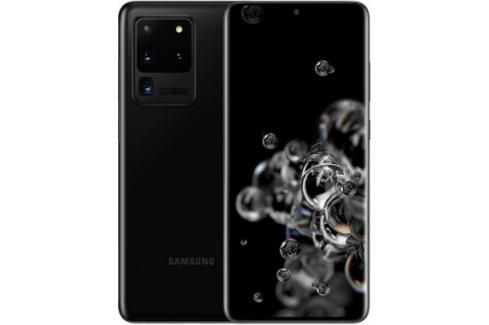 Mobilní telefon Samsung Galaxy S20 Ultra 5G, 12GB/128GB, černá Heureka.cz   Elektronika   Mobily, GPS   Mobilní telefony