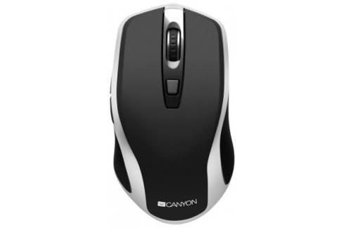 Bezdrátová myš Canyon CNS-CMSW19B, s bezdrát. nabíjením, černá Heureka.cz | Elektronika | Počítače a kancelář | Klávesnice a myši | Myši