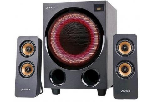 Reproduktory Fenda F&D F770X, 2.1, 76W, RGB, černá Heureka.cz   Elektronika   TV, video, audio   Audio   Reprosoustavy a reproduktory
