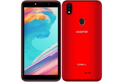 Mobilní telefon Aligator S5540 2GB/32GB, červená Heureka.cz | Elektronika | Mobily, GPS | Mobilní telefony