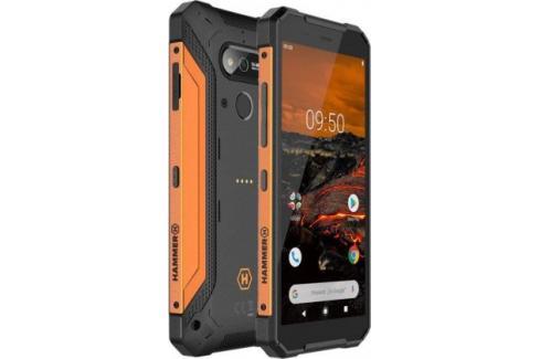 Odolný telefon myPhone Hammer Explorer 3GB/32GB, oranžová Heureka.cz   Elektronika   Mobily, GPS   Mobilní telefony