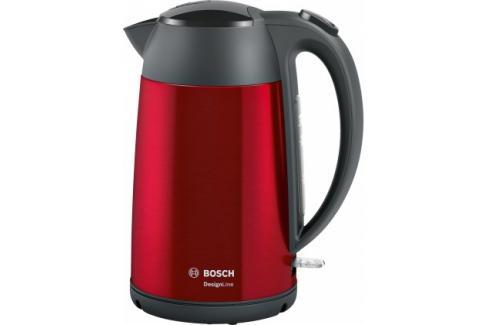 Rychlovarná konvice Bosch TWK3P424, červená, 1,7l Heureka.cz   Bílé zboží   Malé spotřebiče   Kuchyňské spotřebiče   Rychlovarné konvice