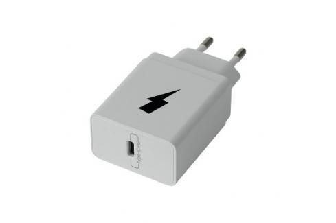 Nabíječka WG 1x USB Type-C s Power Delivery 18W, bílá Heureka.cz   Elektronika   Mobily, GPS   Mobilní příslušenství   Nabíječky pro mobilní telefony - originální