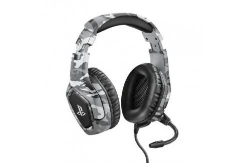 Headset Trust GXT 488 Forze-G, pro PS4, herní, maskáčový Heureka.cz | Elektronika | TV, video, audio | Audio | Sluchátka