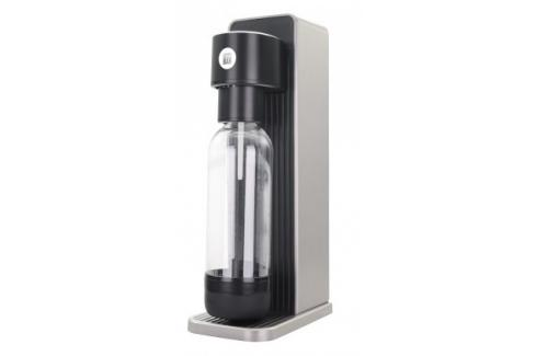 Výrobník sody Limobar Twin T0150BS, černý/stříbrný Heureka.cz | Bílé zboží | Malé spotřebiče | Kuchyňské spotřebiče | Výrobníky sody