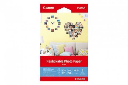 Canon 3635C002 RP-101 Restickable Photo Paper Heureka.cz | Elektronika | Foto | Foto doplňky a příslušenství | Fotopapíry