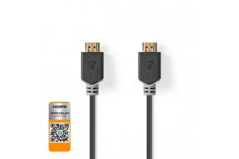 NEDIS CVBW34050AT20 Prémiový vysokorychlostní HDMI kabel,2m Heureka.cz   Elektronika   Počítače a kancelář   Kabely a konektory   Audio - video kabely