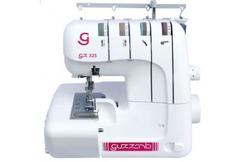 Šicí stroj Guzzatni GZ 325, 12 stehů, overlock Heureka.cz | Bílé zboží | Malé spotřebiče | Šicí stroje