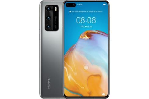 Mobilní telefon Huawei P40 8GB/128GB Silver Heureka.cz | Elektronika | Mobily, GPS | Mobilní telefony