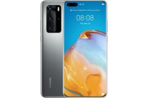 Mobilní telefon Huawei P40 Pro 8GB/256GB, stříbrná Heureka.cz   Elektronika   Mobily, GPS   Mobilní telefony