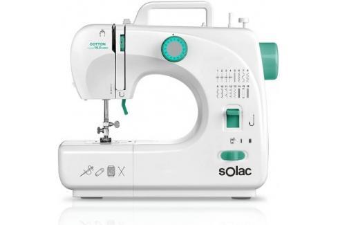 Šicí stroj Solac Cotton 16.0 SW8230 Heureka.cz | Bílé zboží | Malé spotřebiče | Šicí stroje