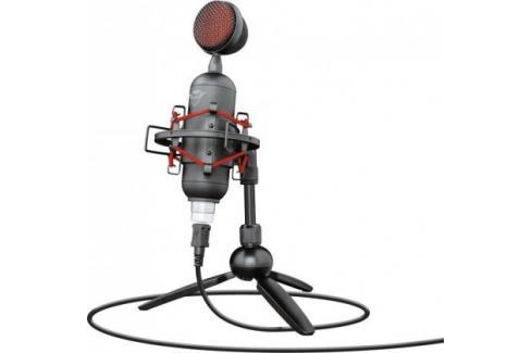 Mikrofon Trust GXT 244 Buzz Heureka.cz   Elektronika   TV, video, audio   Audio   Mikrofony