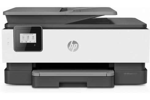 Multifunkční inkoustová tiskárna HP All-in-One Officejet 8013 Heureka.cz | Elektronika | Počítače a kancelář | Tiskárny a příslušenství | Tiskárny