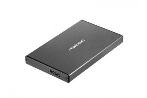 Externí box pro HDD 2,5'' USB 3.0 Natec Rhino Go, hliník, černý Heureka.cz | Elektronika | Počítače a kancelář | Počítačové komponenty | Pevné disky (Harddisk)