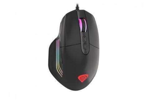 Drátová myš Genesis Xenon 330, herní, černá Heureka.cz | Elektronika | Počítače a kancelář | Klávesnice a myši | Myši