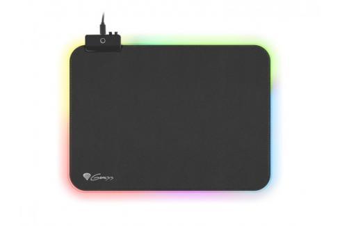 Podložka pod myš Genesis Boron 500 M, 350x250mm, RGB podvícením Heureka.cz | Elektronika | Počítače a kancelář | Klávesnice a myši | Podložky pod myš