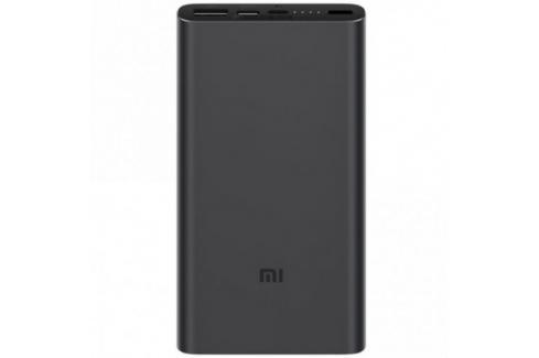 Powerbanka Xiaomi Mi Fast Charge 3 18W, 10000mAh, černá Heureka.cz | Elektronika | Baterie | Powerbanky