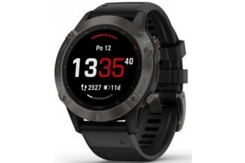 Chytré hodinky Garmin Fenix 6 Pro Sapphire, černá/šedá Heureka.cz   Elektronika   Mobily, GPS   Wearables   Chytré hodinky