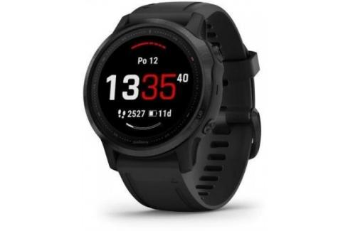 Chytré hodinky Garmin Fenix 6S Pro Glass, černá Heureka.cz | Elektronika | Mobily, GPS | Wearables | Chytré hodinky