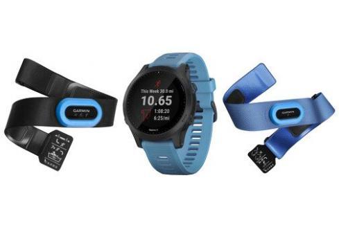 Chytré hodinky Garmin Forerunner 945 Optic TRI Bundle Heureka.cz | Elektronika | Mobily, GPS | Wearables | Chytré hodinky
