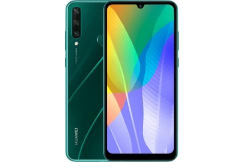 Mobilní telefon Huawei Y6P 3GB/64GB, zelená Heureka.cz | Elektronika | Mobily, GPS | Mobilní telefony