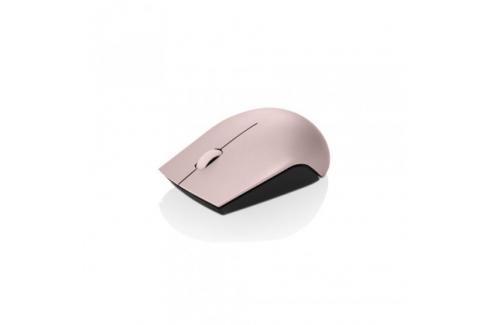 Bezdrátová myš Lenovo 520 Mouse Sand, růžová Heureka.cz | Elektronika | Počítače a kancelář | Klávesnice a myši | Myši