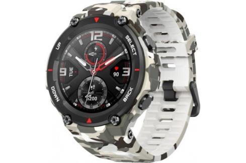 Chytré hodinky Xiaomi Amazfit T-Rex, Camo Green Heureka.cz | Elektronika | Mobily, GPS | Wearables | Chytré hodinky