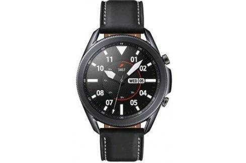 Chytré hodinky Samsung Galaxy Watch 3, 45mm, titanová černá Heureka.cz | Elektronika | Mobily, GPS | Wearables | Chytré hodinky