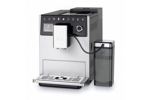 Melitta CI Touch Stříbrná Heureka.cz | Bílé zboží | Malé spotřebiče | Kuchyňské spotřebiče | Kávovary, čajovary, espressa